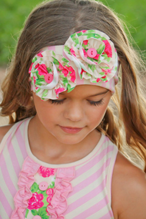 POCKETFUL OF POSIES HEADBAND